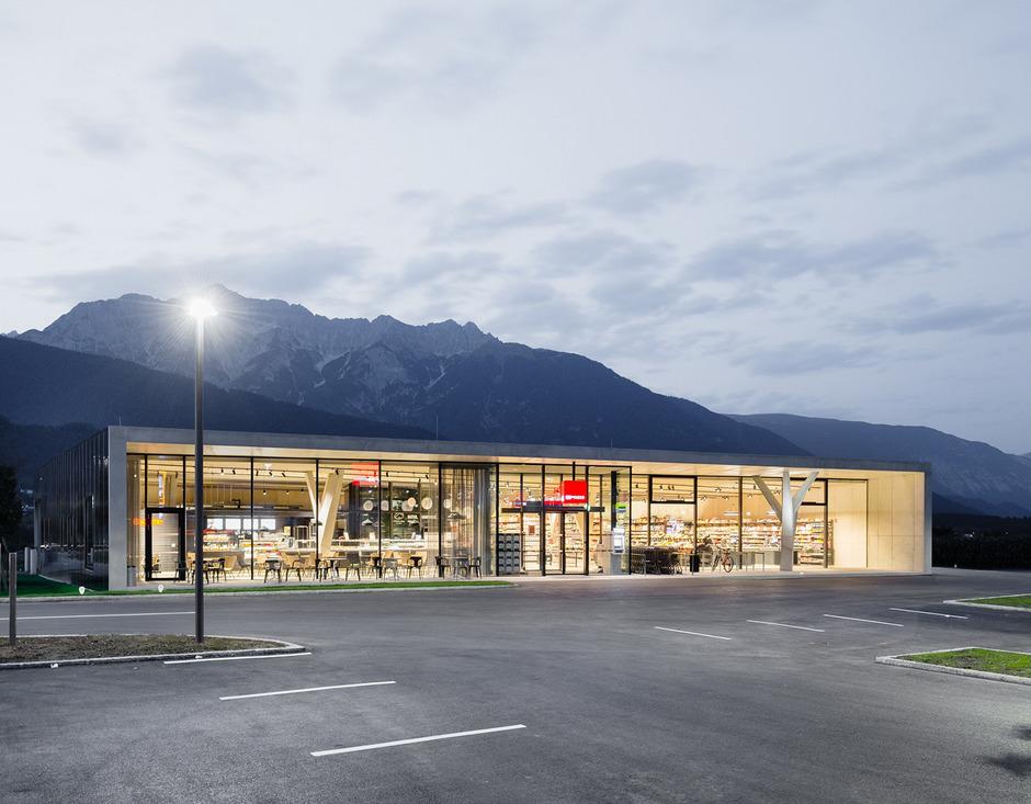MPreis betreibt inzwischen im Alpenraum insgesamt 277 Märkte.