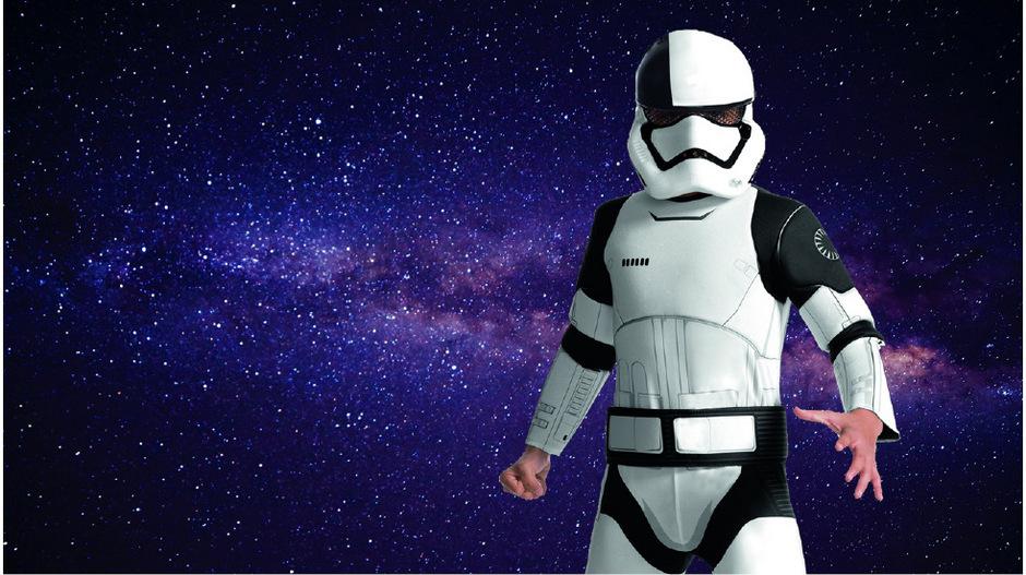 <span class=&quot;TT11_Fotohinweis&quot;>Pagro Diskont nimmt alle Star Wars Executioner Trooper Kinderkostüme aus dem Sortiment.</span>