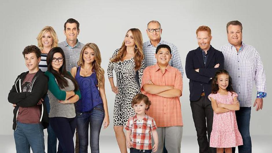 """""""Modern Family"""" geht in die elfte und finale Staffel."""