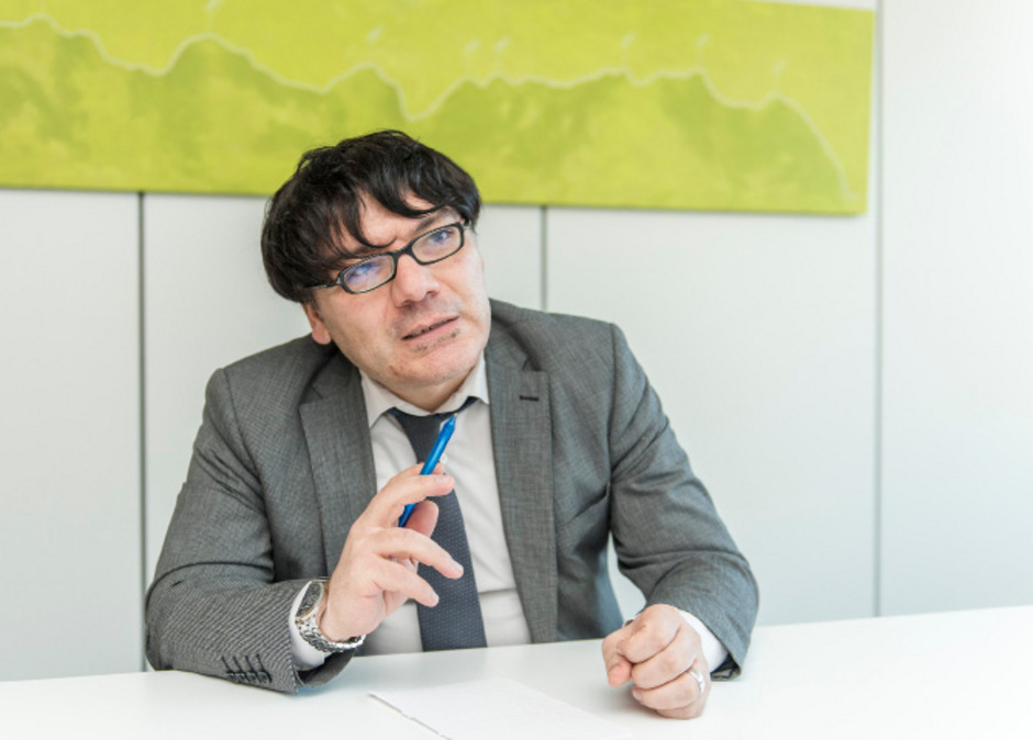 Rechtsanwalt Vedat Gökdemir vertrat viele in Westösterreich lebende Türkischstämmige in der Doppelstaatsbürgerschaftscausa.
