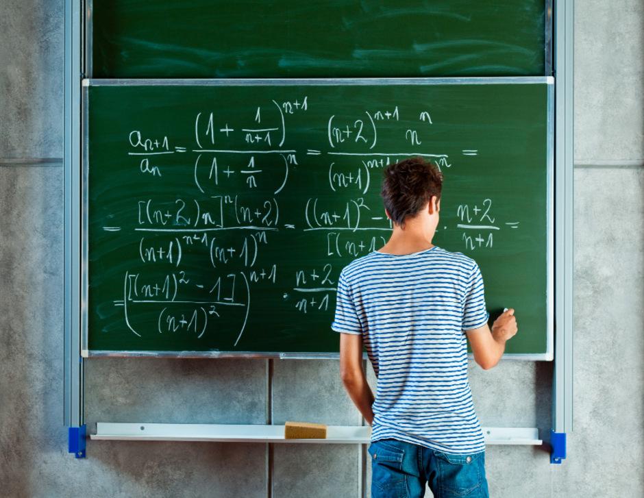 Schüler sollen Mathematik nicht mehr als Angstfach sehen, ist das Ziel der Maturareform.