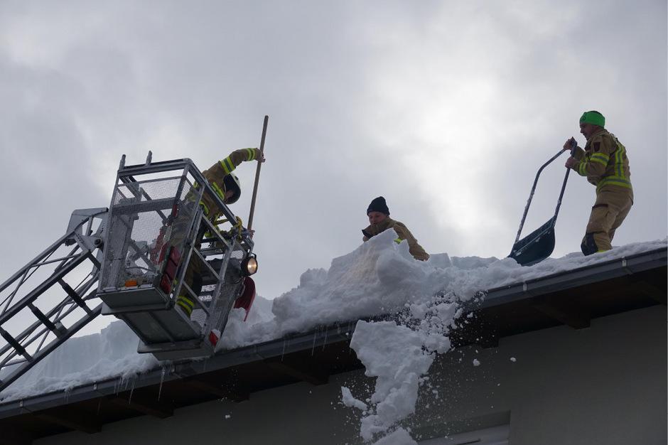 1200 Einsätze und rund 22.000 Einsatzstunden wurden von der Feuerwehr geleistet.