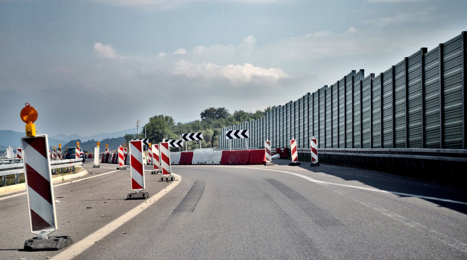 Die Lärmschutzflächen zwischen Kufstein und Ebbs werden um etwa 10.000 m² erweitert.