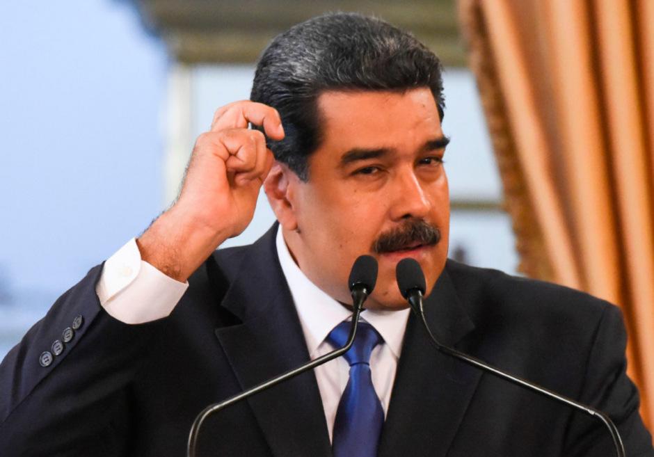 Nicolás Maduro hat jetzt bereits zwei Offiziere an seinen Kontrahenten verloren.