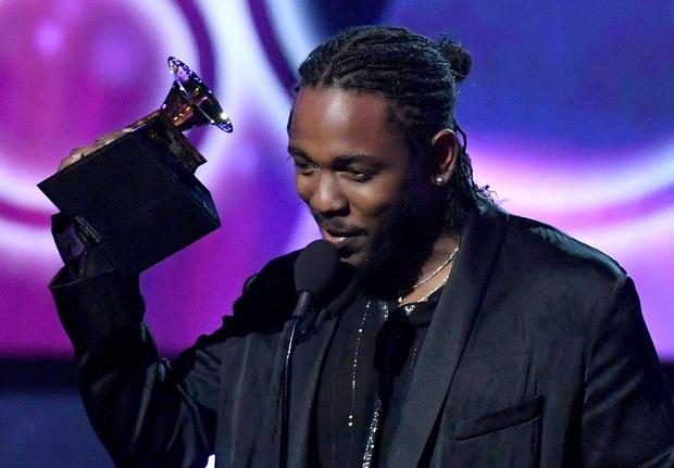Kendrick Lamar war 2018 sieben Mal für einen Grammy nominiert und ging in den Hauptkategorien leer aus. Er gewann aber alle Rap-Preise.
