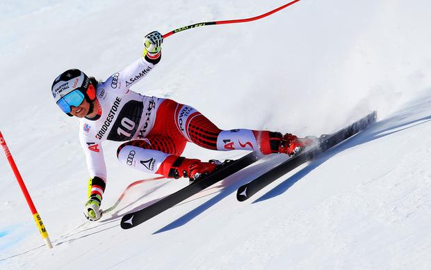 Stephanie Venier musste sich mit dem bitteren vierten Platz begnügen.