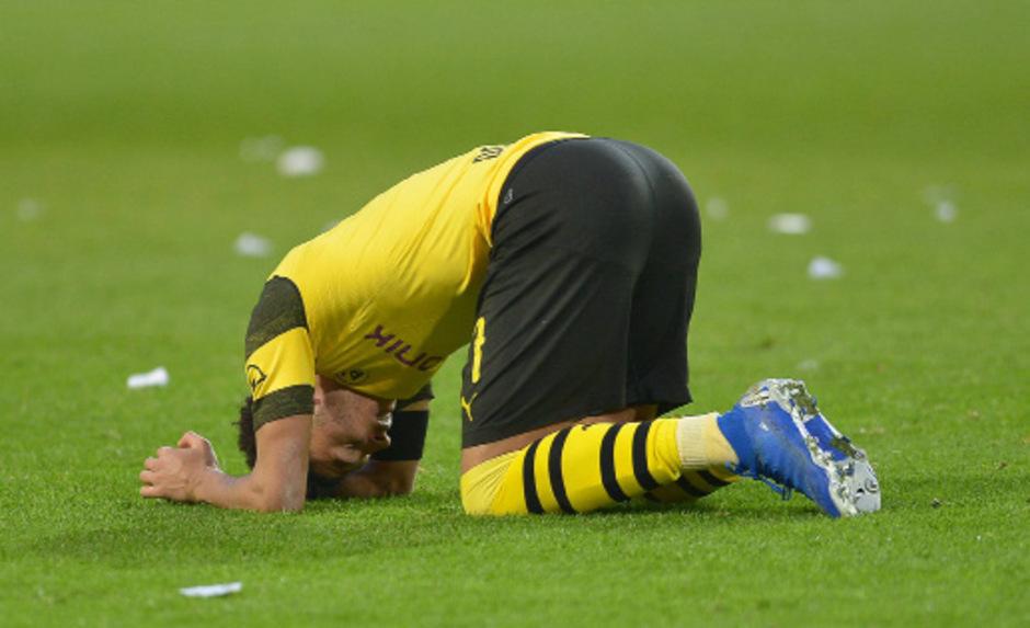 Jadon Sancho und seine Dortmunder patzten gegen Hoffenheim.