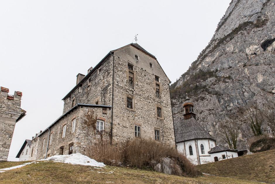 Im ehemaligen Mädchenheim Martinsbühel wurden viele Mädchen von den Nonnen misshandelt und missbraucht.