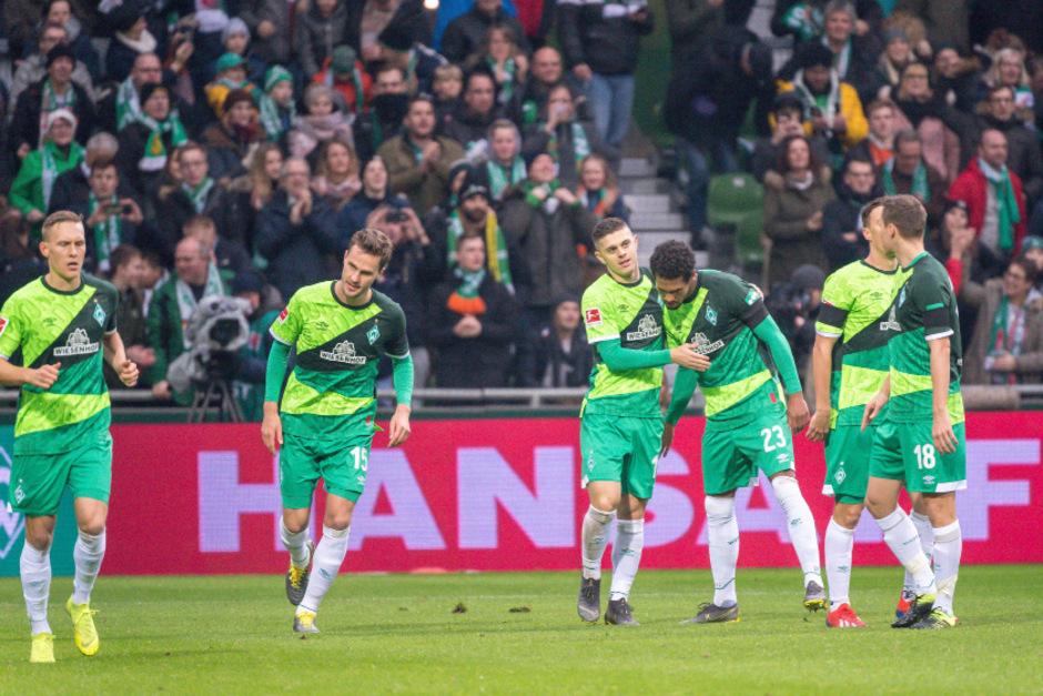 Die Bremer Kicker durften über einen klaren Heimsieg jubeln.
