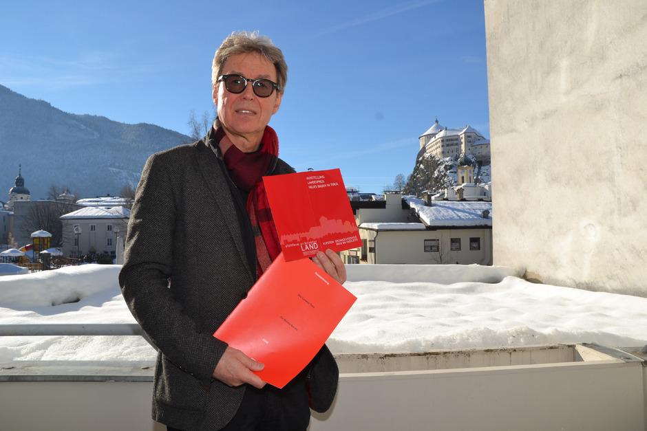 Der Kufsteiner Architekt Klaus Adamer.