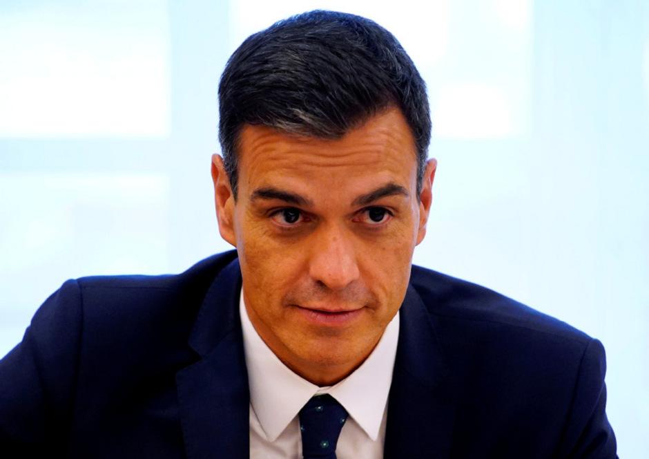 Der spanische Premier Pedro Sanchez.
