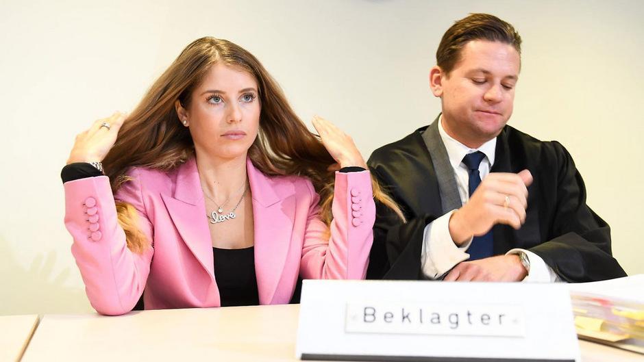 """Notfalls wollen Hummels und ihr Anwalt """"bis zum Bundesgerichtshof"""" gehen."""
