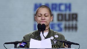 Wurde zum Gesicht der #MarchForOurLives-Bewegung: Schülerin Emma Gonzales.