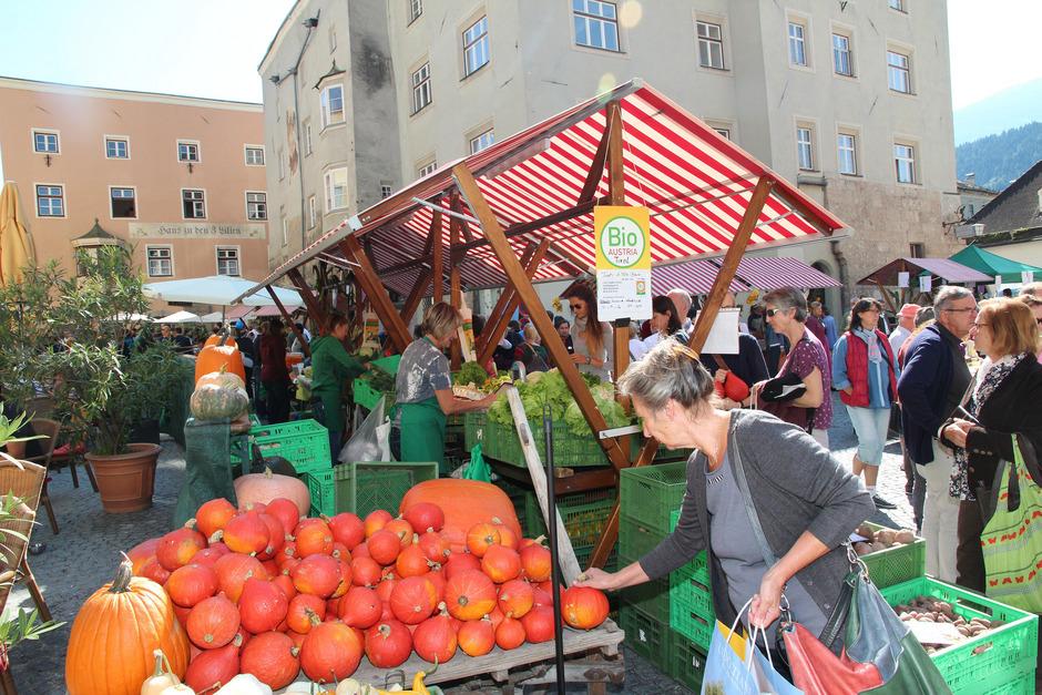 Fast jeder Österreicher greift mindestens einmal im Jahr zu einem biologischen Lebensmittel.