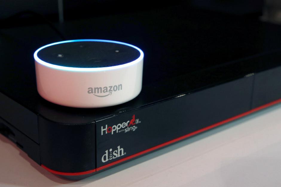 Amazons Sprachdienst Alexa ist seit Oktober 2016 am deutschsprachigen Markt erhältlich.