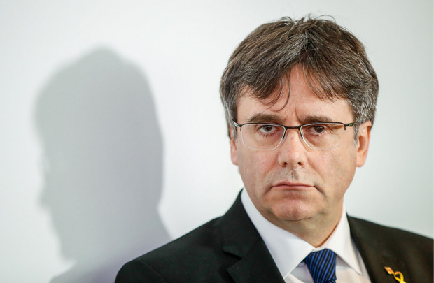 Der ehemalige katalnische Regierungschef Carles Puigdemont.