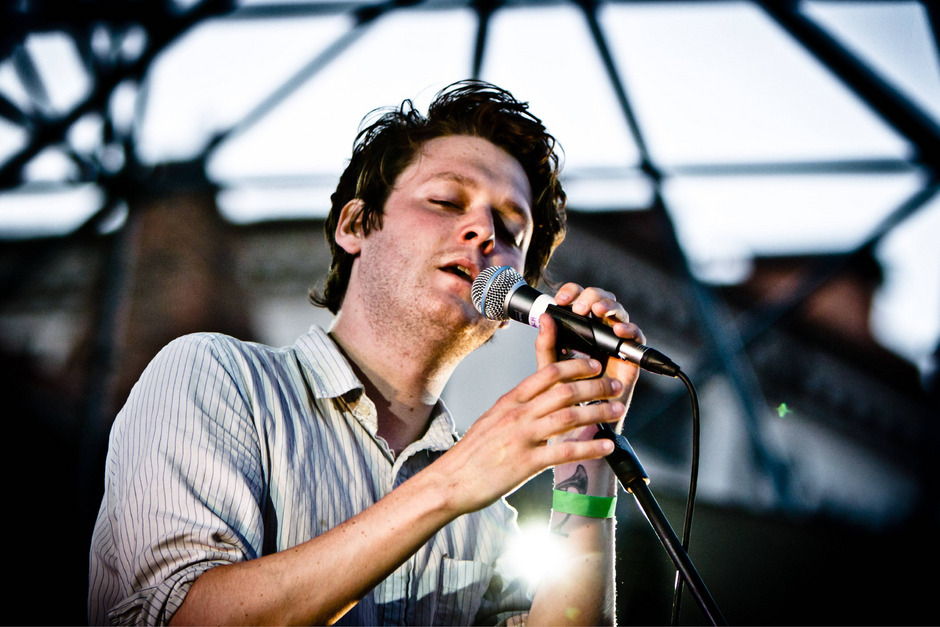 """Zach Condons alias """"Beiruts"""" typischer Sound funktioniert mit melodischen Bläsersätzen und Ukulele."""