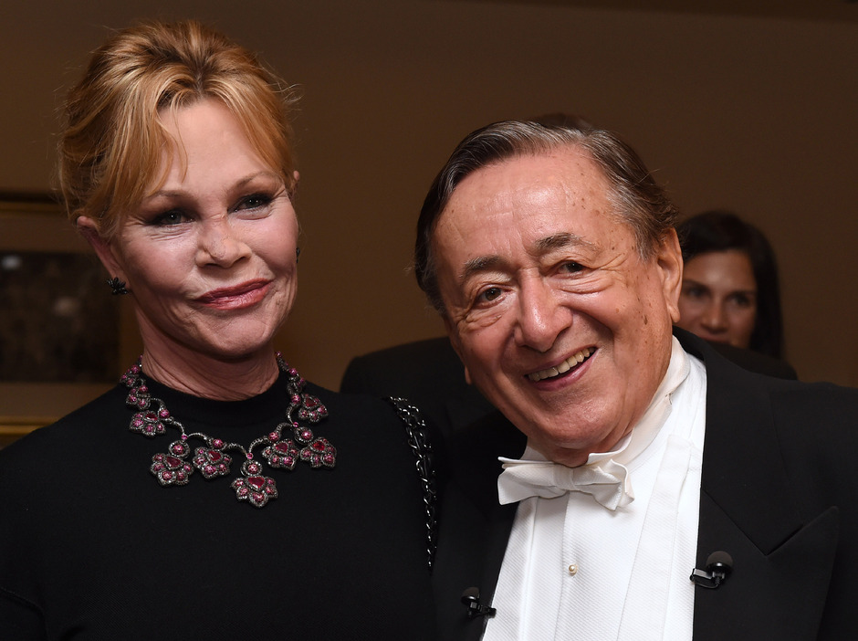 Vergangenes Jahr wurde Lugner von der US-Schauspielerin Melanie Griffith zum Opernball begleitet - wer es heuer sein wird, ist noch unbekannt.