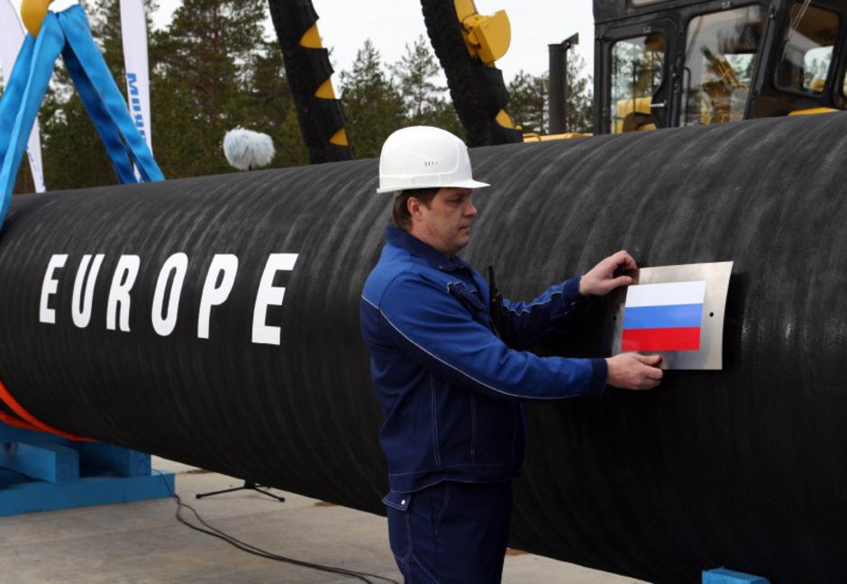 Nord Stream 2 ist seit Jahren außerordentlich umstritten.