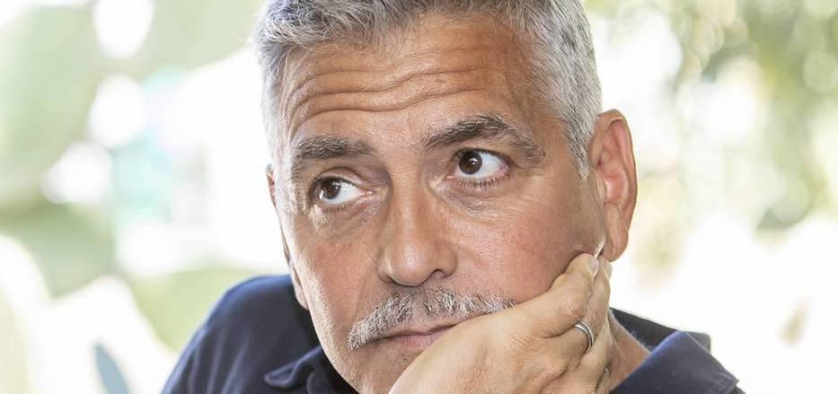 Hollywood-Star George Clooney ist eng mit Meghan Markle befreundet. Er war im Mai 2018 Gast bei der Hochzeit des royalen Paares.