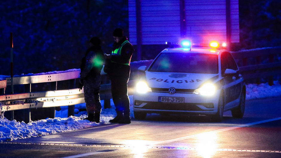 Neun Tage suchte die bosnische Polizei nach dem mutmaßlichen Serienmörder.