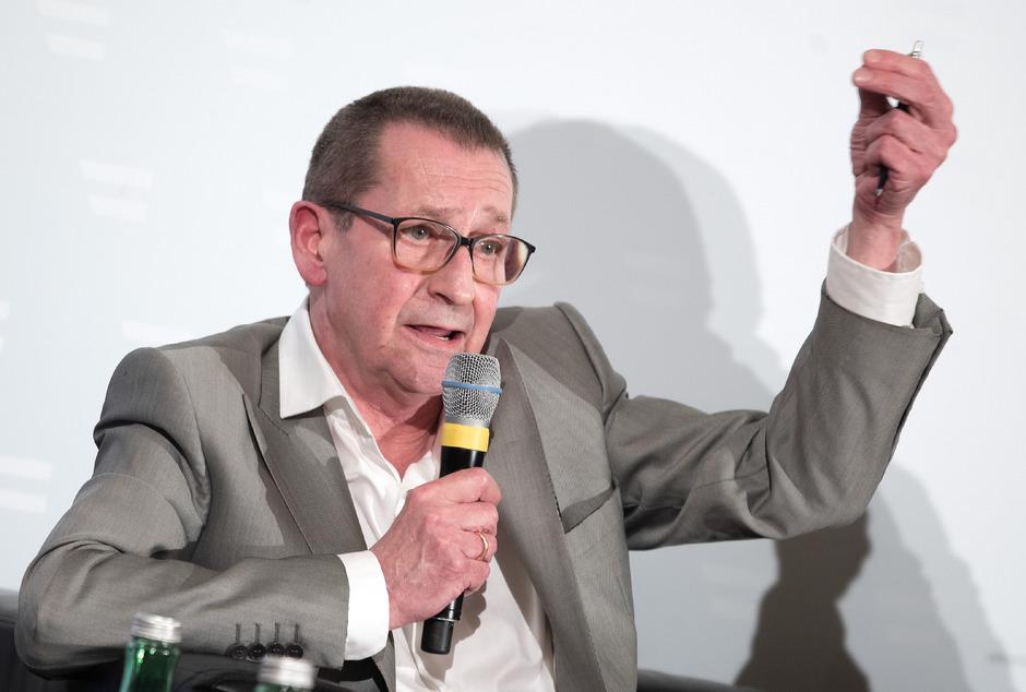Autor und Islamkritiker Michael Ley.