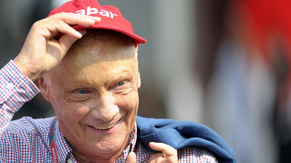 Ein Leben am Limit: Formel-1-Legende Niki Lauda wird 70