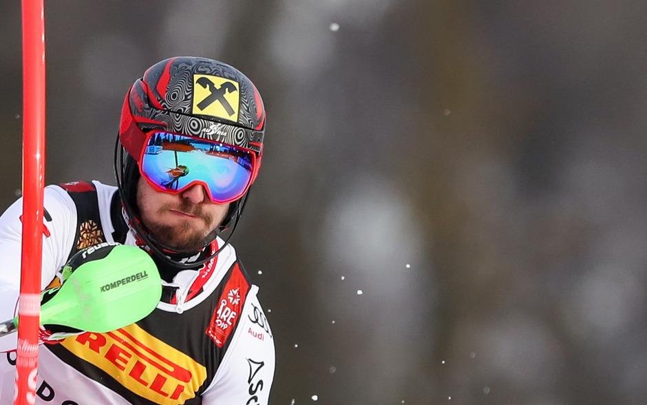 Ski-WM live: So steht es beim Slalom der Herren