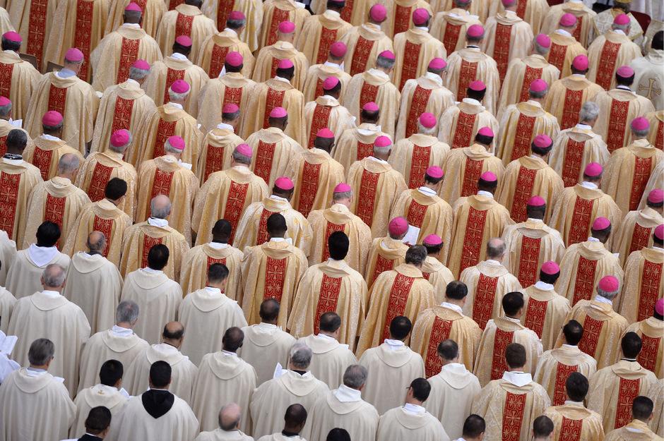 """""""Bei den Vertretern aus aller Welt Betroffenheit schaffen"""": Das Treffen in Rom soll bei den Bischöfen Bewusstsein schaffen."""