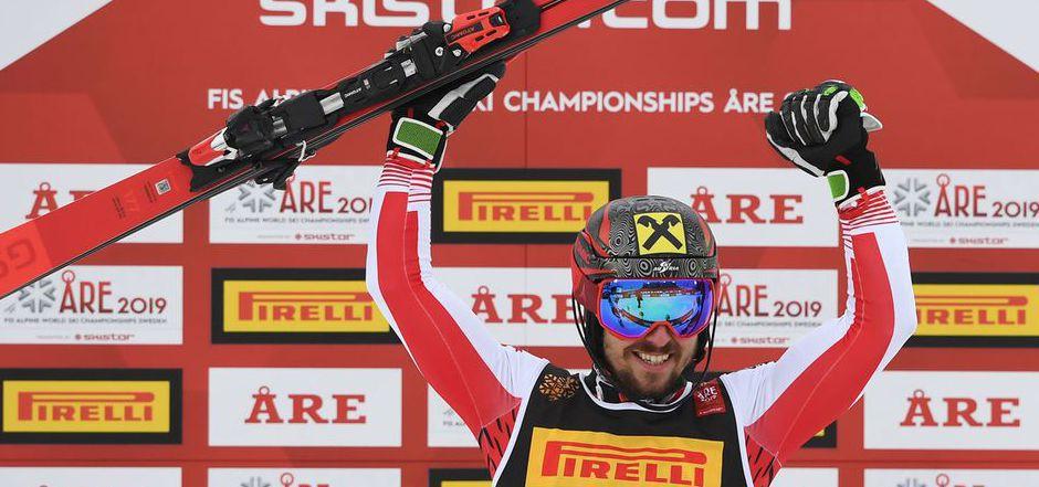 Nach dem Medaillenkampf steht bei Marcel Hirscher und Co. jetzt das Rennen um Kristall im Fokus der Aufmerksamkeit.