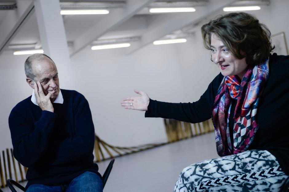 2015 feierten Tirala und Pernegger 20 Jahre Kunstraum. Gerüchten zufolge soll das Verhältnis zwischen den beiden zuletzt angespannt gewesen sein.
