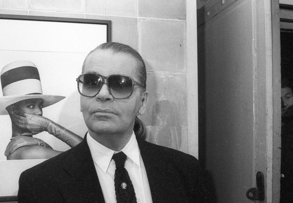 """f950132b7b793 Modezar Karl Lagerfeld war der """"letzte Dandy von Paris"""""""