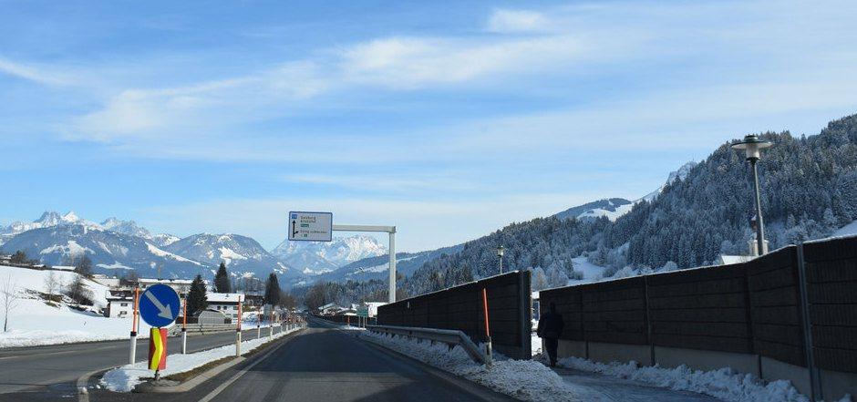 Jedes Jahr werden 20 bis 30 Millionen Euro für Maßnahmen, um Lärm entlang Autobahnen und Schnellstraßen zu reduzieren, investiert.
