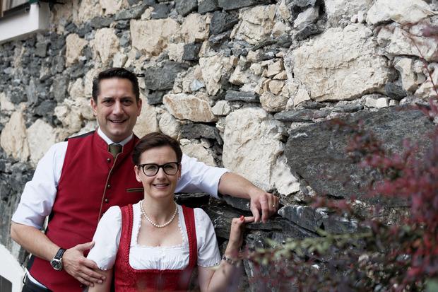 Christine und Alois Rainer pochen in ihrem Gasthaus schon länger nicht mehr auf die 6-Tage-Woche.