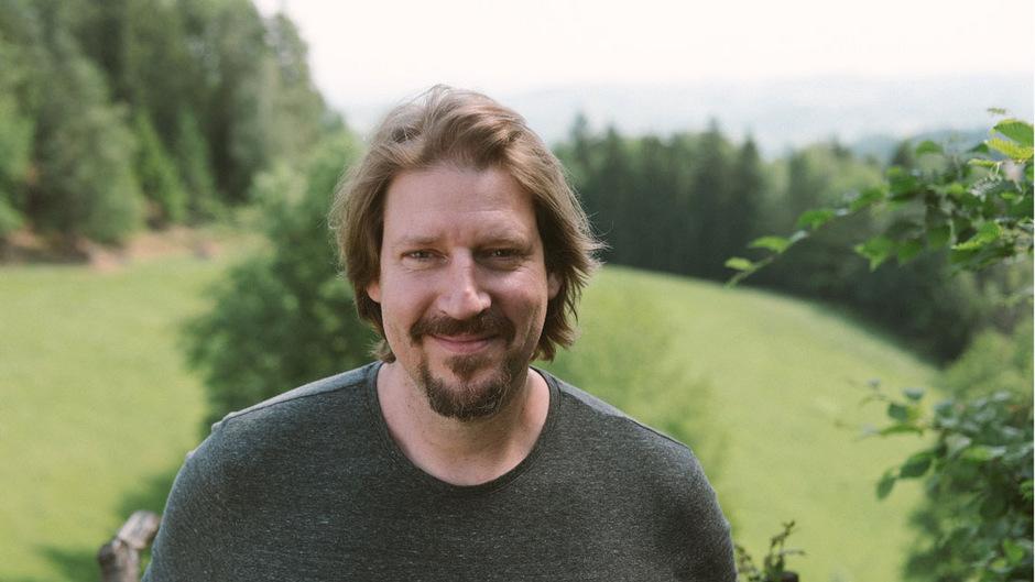Der Grüne EU-Abgeordnete Thomas Waitz.