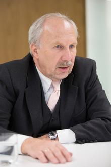 Nationalbank-Gouverneur Ewald Nowotny