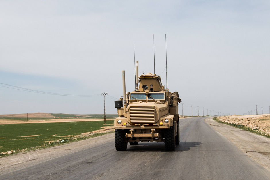 """""""Friedenssicherung"""": USA wollen doch 200 Soldaten in Syrien lassen"""