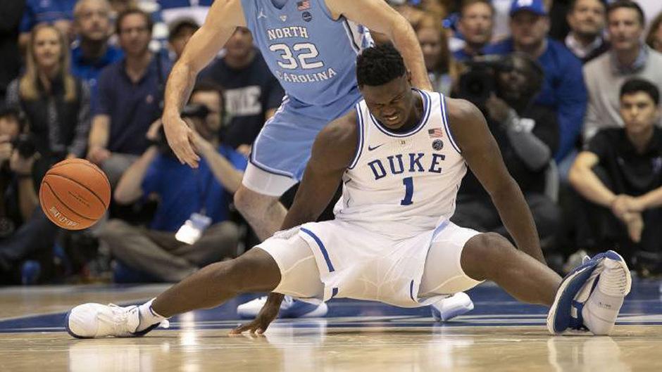 Schuhsohle gelöst: Nike-Aktie sinkt nach Verletzung von Basketballer