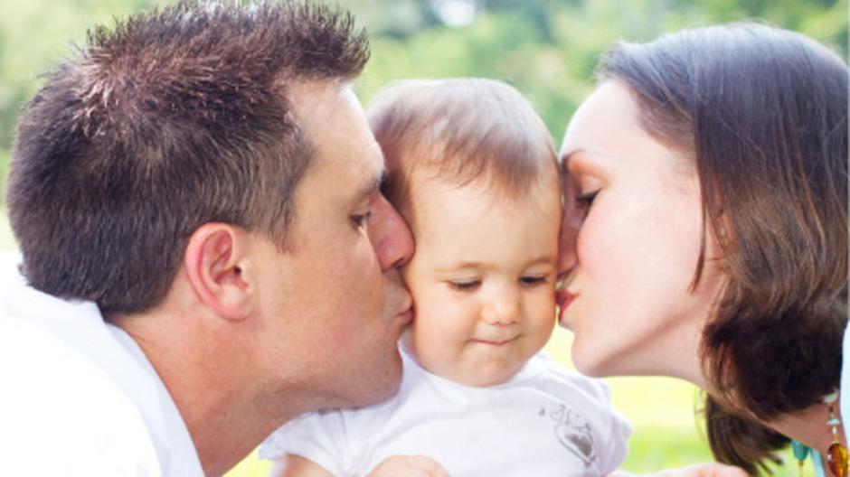 Elternsein senkt Risiko an Infekten, Krebs und Herzinfarkt zu sterben