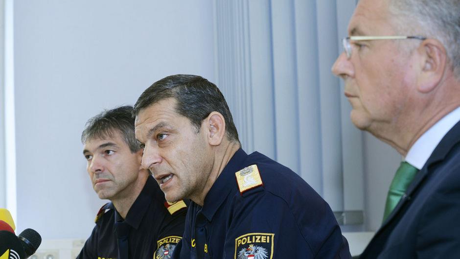 Pensionierungswelle: Neue Besen für die Tiroler Polizei