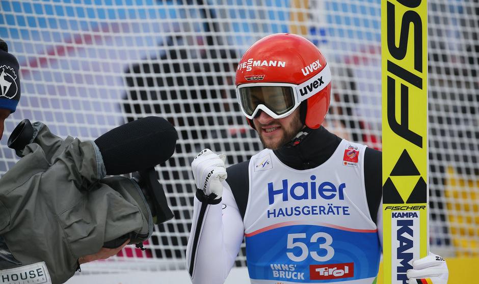 Deutscher Eisenbichler Quali-Sieger, Hayböck bester ÖSV-Adler