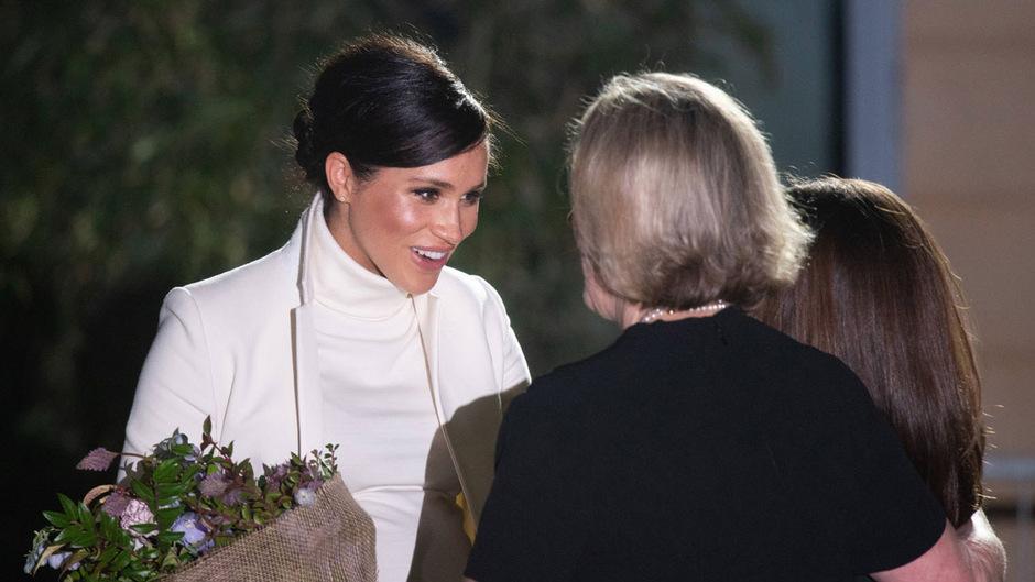 Herzogin Meghan wegen Luxusreise nach New York in der Kritik