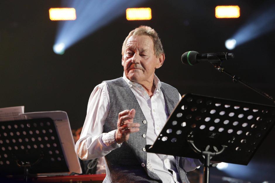 """Wolfgang Ambros: """"In Pension gehe ich sicher nicht"""""""