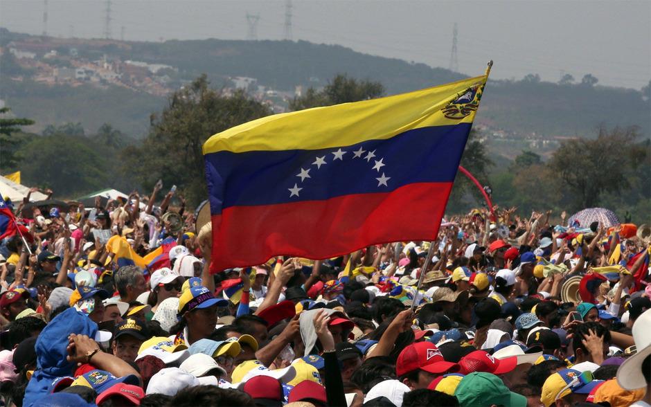 Venezuela-Krise: Konzerte als Auftakt von Kräftemessen