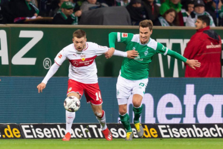 Bremen nur 1:1 im Heimspiel gegen Stuttgart