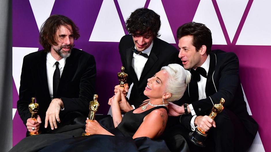 """Von """"Roma"""" bis """"Green Book"""": Die Bilder der Oscar-Gewinner"""