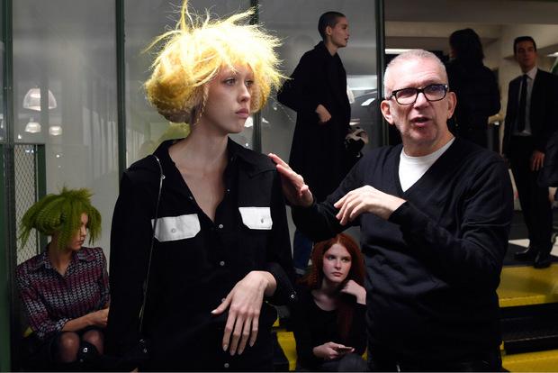 Jean Paul Gaultier: Der französischer Modeschöpfer entschied sich im November gegen Echtpelz.