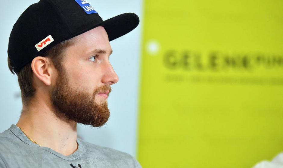 Marco Schwarz blickt nach der gelungenen Knie-OP bereits wieder optimistisch in die Zukunft.