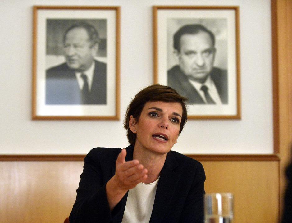 Vergangenheit und Zukunft der SPÖ: 130 Jahre lang führten Männer die Partei. Mit Pamela Rendi-Wagner steht erstmals eine Frau an der Spitze.