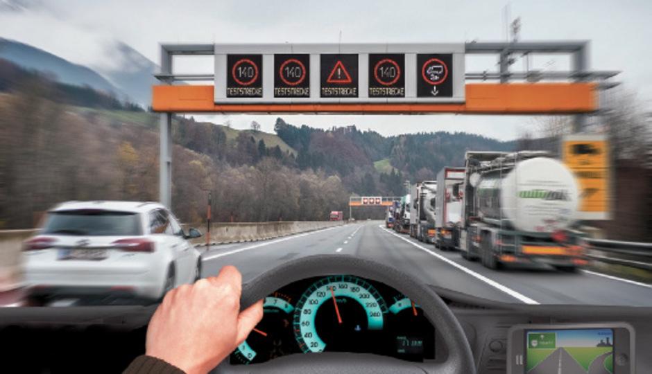 Asfinag baut für 1,2 Mrd. Euro, drei neue Tempo-140-Strecken